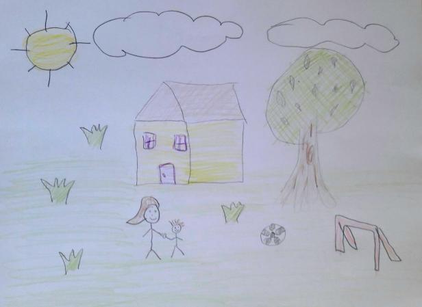 Mi primera obra de arte